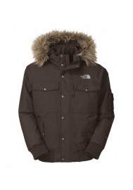 Doudoune The North Face Gotham Bittersweet marron AAQF74A