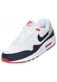 Nike Air Max 1 EM OG (Ref : 554718-106) White/Dark Obsidian Basket Hommes Deadstock