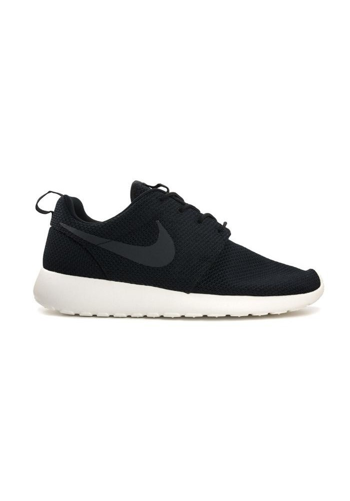 Nike Roshe Run Homme / 511881-010 / Black/Sail/Anthracite