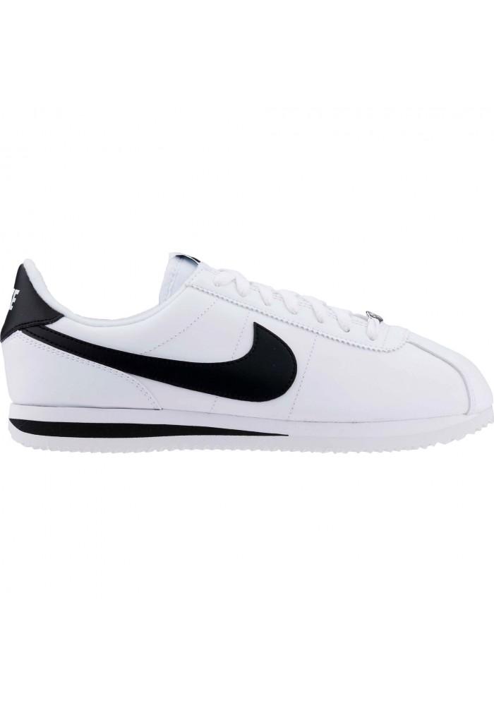 Cortez de Nike en Cuir Blanc Ref: 819719 100 Running Homme