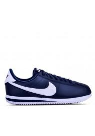 Cortez de Nike en Cuir Blanc Ref: 819719-100 Running Homme