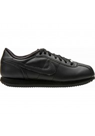Cortez de Nike en Cuir Noir Ref: 316418-018 Running Homme