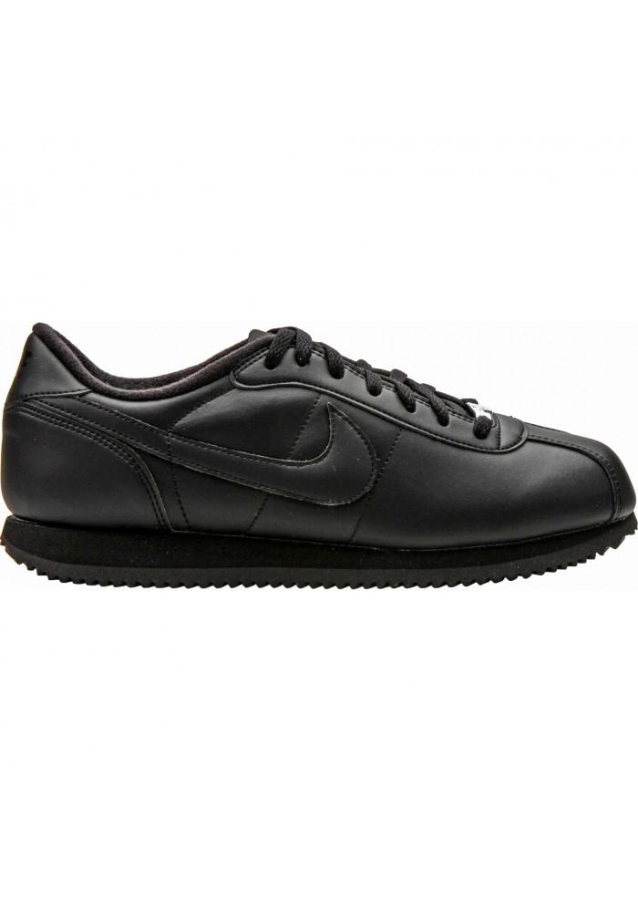 Cortez de Nike en Cuir Noir Ref: 316418 018 Running Homme