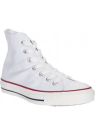 Converse Femme Chuck Taylor Hi All Star W7650-OPT Optical White