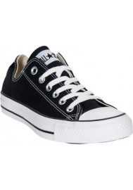 Converse Femme Chuck Taylor Ox All Star W9166-BLK Black