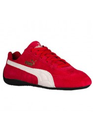 Puma Speed Cat Sd / Basket Homme / Suede Rouge Ferrari