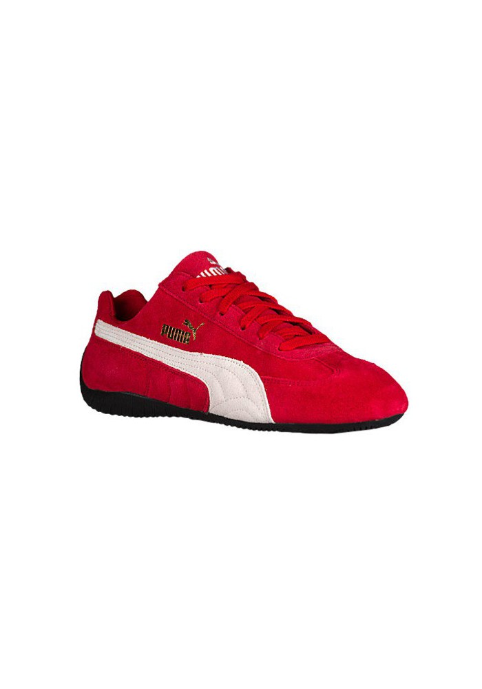 chaussures de sport 00426 b85f8 Puma Speed Cat Sd / Basket Homme / Suede Rouge Ferrari