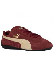 Puma Speed Cat / Basket Homme / Suede Burgundy