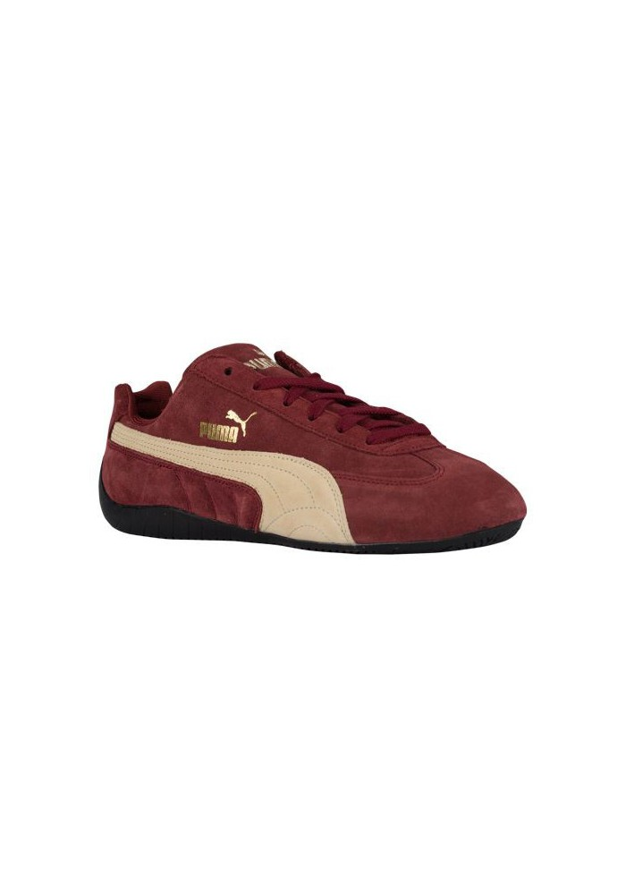 Puma Suede Speed Cat Sd Burgundy Homme