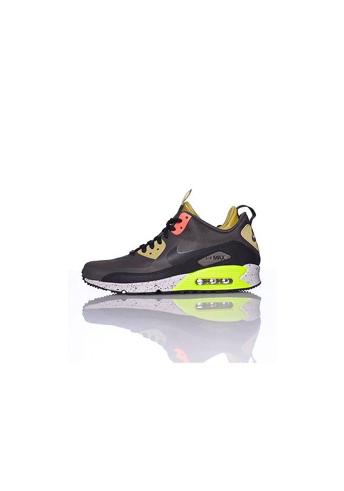 Nike Air Max 90 Sneakerboot 616314-007 Hommes Running