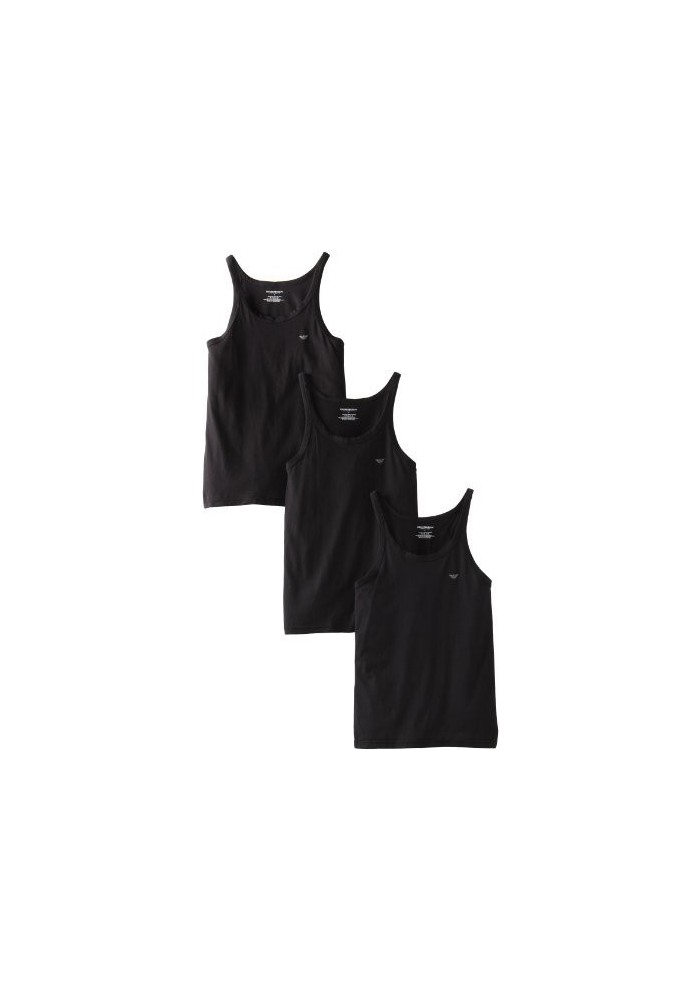 Emporio Armani Hommes Lot de 3 Marcel Regular Fit