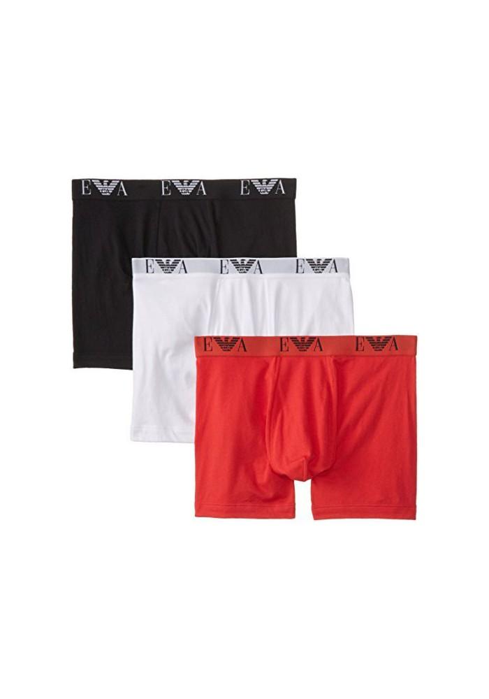 3 Boxer en Coton Emporio Armani / Hommes