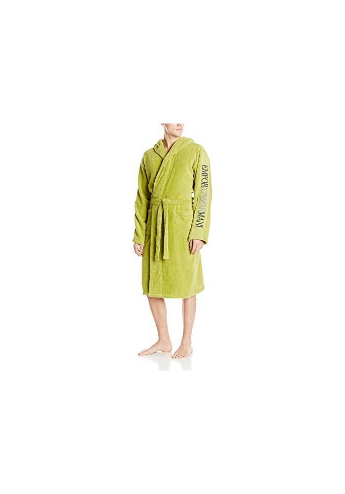 Emporio Armani Hommes Soft Sponge Peignoir de bain