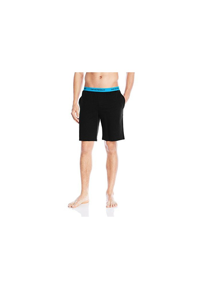 Emporio Armani Hommes French Terry Bermuda Short