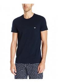 Emporio Armani Hommes Logomania T-Shirt col Rond