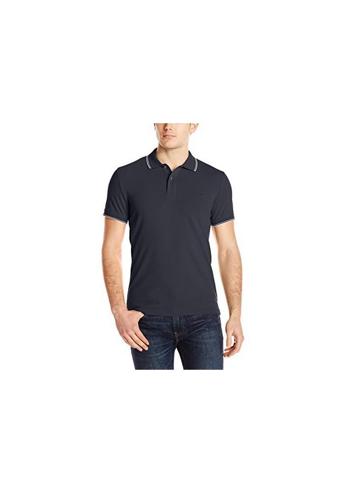 Polo Pique Armani Jeans pour Hommes Modern Fit