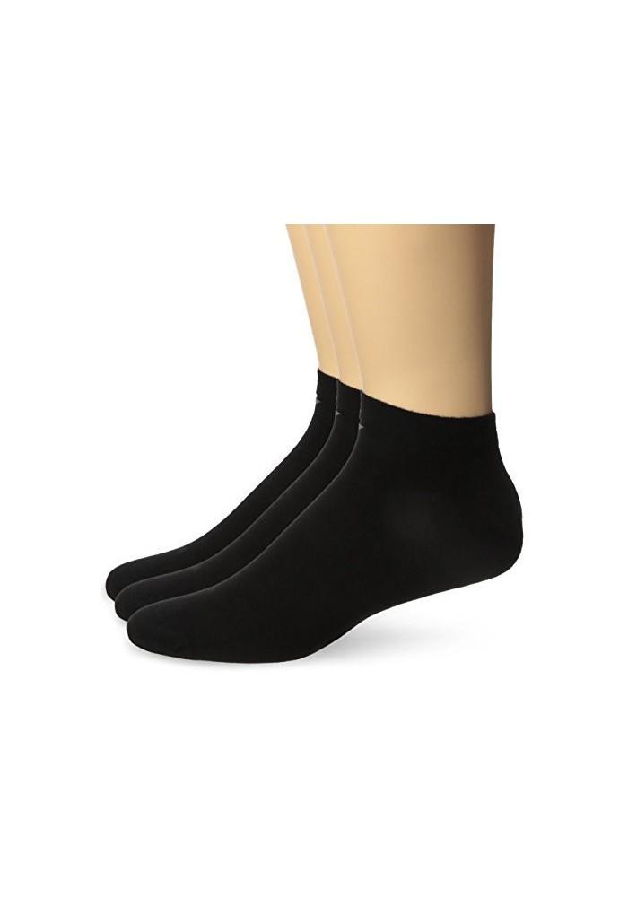 Emporio Armani Hommes Pack de 3 Basic Plain Coton chaussettes