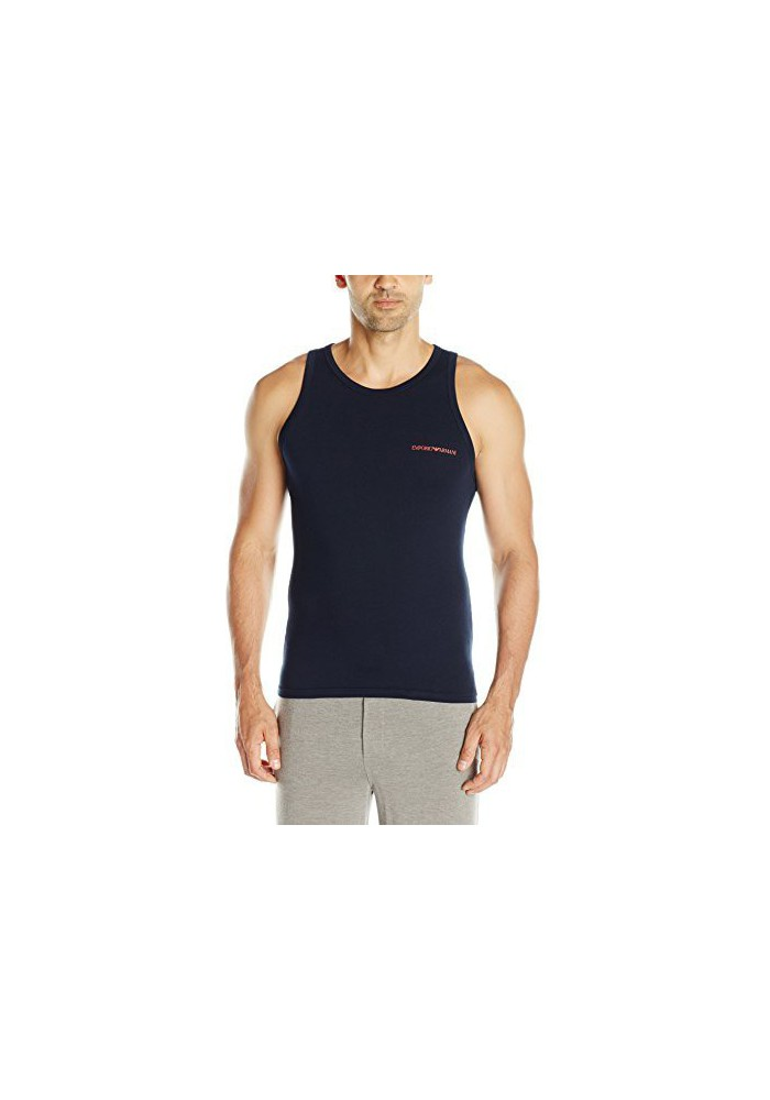 Emporio Armani Hommes Stretch Coton Logo Muscle Marcel