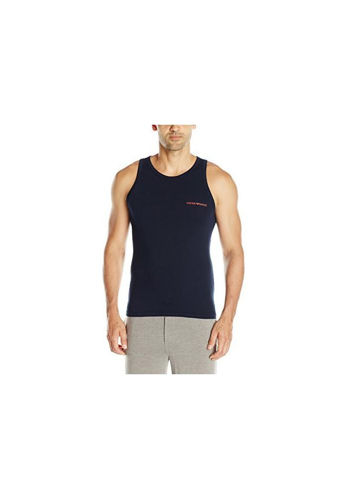 Emporio Armani Hommes Stretch Coton Logo Muscle Marcel