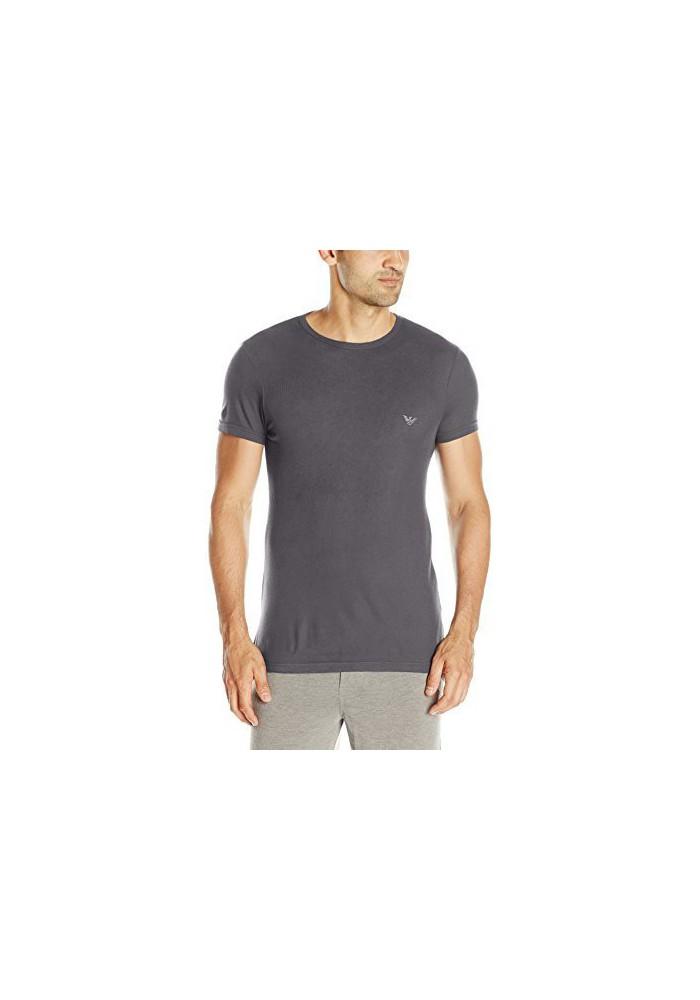 Emporio Armani Hommes Viscose T-Shirt col Rond