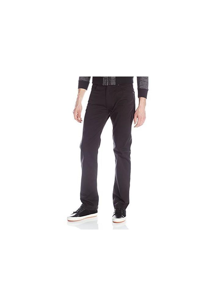 Armani Jeans Hommes Black Regular Fit Pantalons