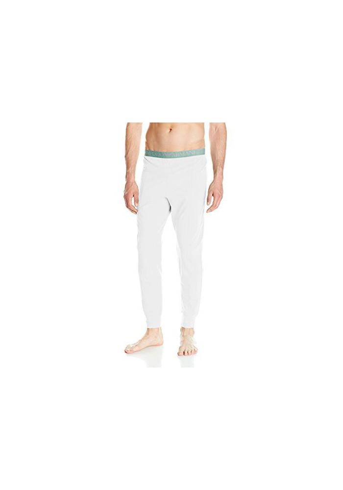Emporio Armani Hommes Pantalon Stretch Coton Lounge