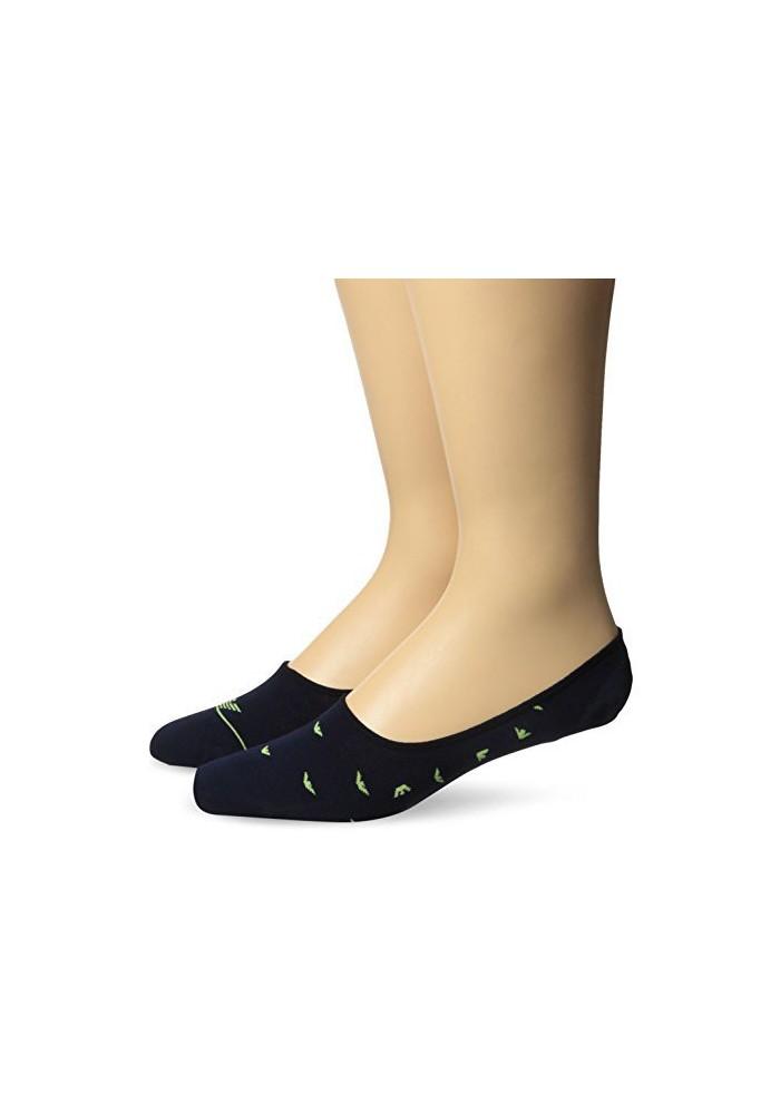 2 paires de chaussettes Emporio Armani Hommes Stretch Coton