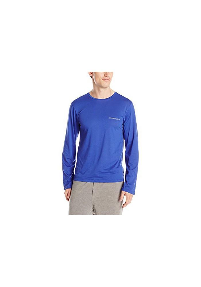 Emporio Armani Hommes Pima Non Stretch Coton T-shirt