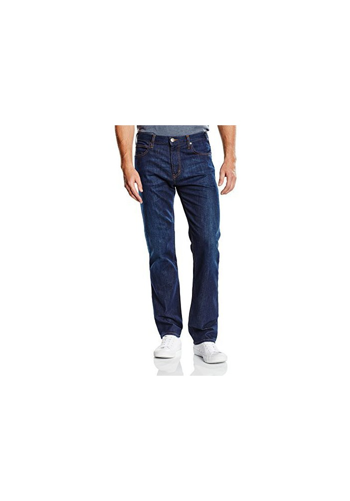 Armani Jeans Hommes Slim Fit Straight Leg Confort Stretch Jeans