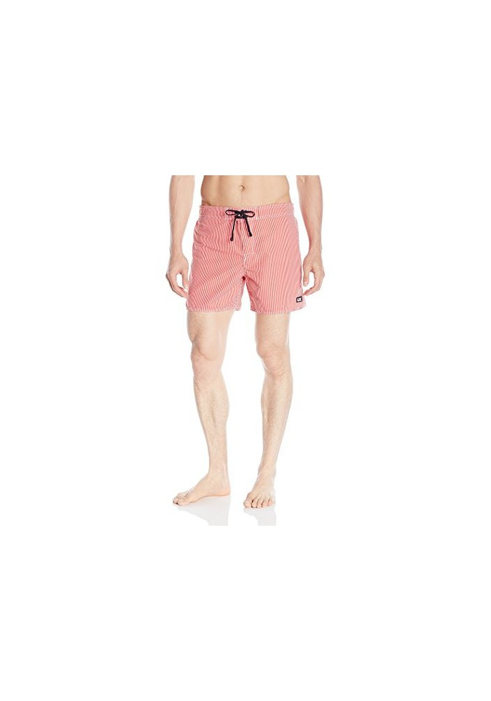 Emporio Armani Hommes Stripe Sea World Swim Short