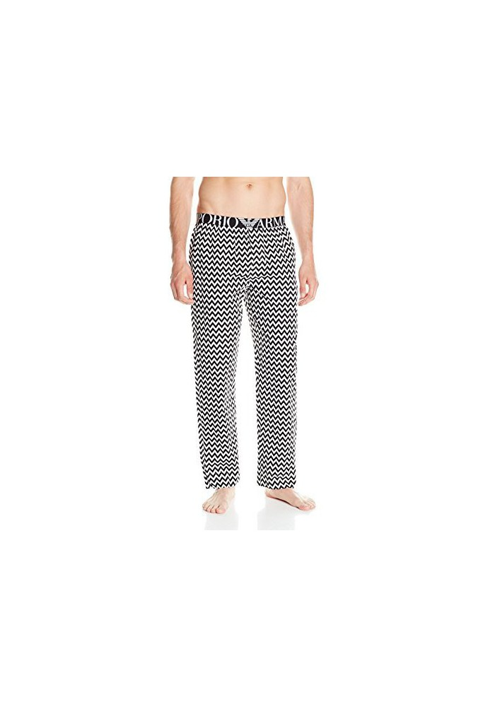 Emporio Armani Hommes Coton Pyjama Pantalons