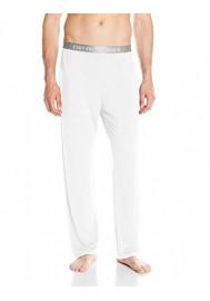 Emporio Armani Hommes Stretch Modal Classic Lounge Pantalons Metallic