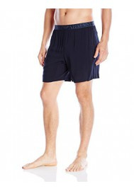 Emporio Armani Hommes Tonal Collection Viscose Pyjama Shorts