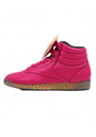 Basket Reebok Freestyle Hi Int KH Rose V53701 Femme Fitness
