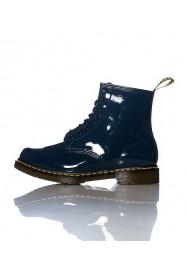 Bottes - Dr. Martens 8 EYE 1460 Bleu Marine - Femmes