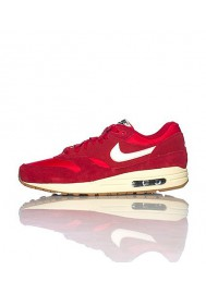 Nike Air Max 1 Essential 537383-611 Rouge Hommes Running