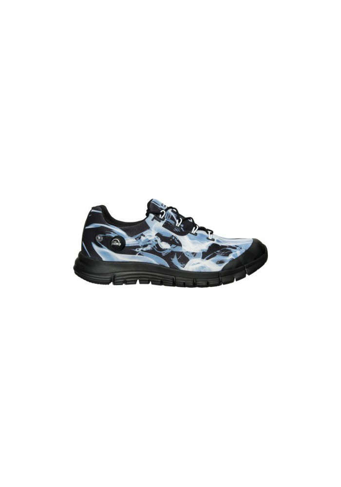 Chaussure Reebok ZPump Flame Running Homme AQ8914-BKW Black/White