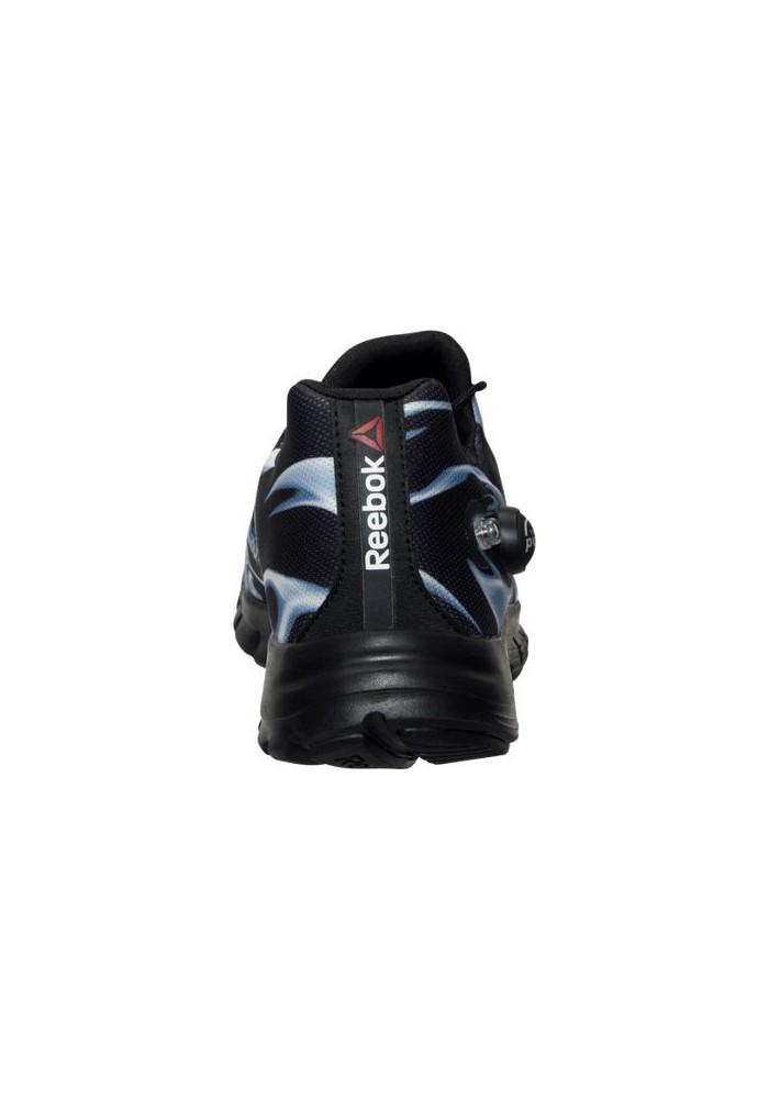 Chaussure Reebok ZPump Flame Running Homme AQ8914 BKW Black