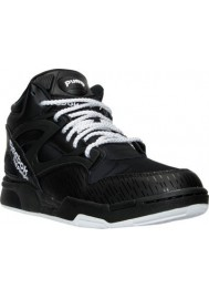Chaussure Reebok Pump Omni Lite Retro Basketball Homme M49400-BLK Black/White