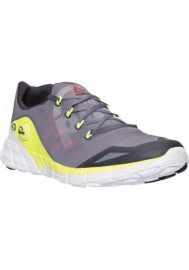 Chaussure Reebok Z Pump Fusion 2.0 Running Homme V68290-GYY Alloy/Tin Grey/Solar Yellow/Coal/White