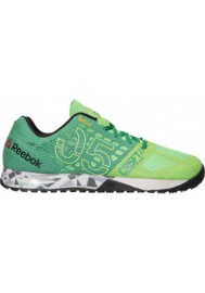 Chaussure Reebok Nano 5.0 Crossfit Training Homme V72412-GRG Bright Green/Basil/Green/Steel