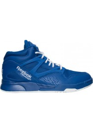 Chaussure Reebok Pump Omni Lite Retro Basketball Homme V65796-RYL Royal Blue/White