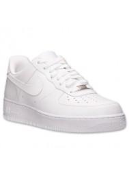 Baskets Homme Nike / Air Force 1 Low / 324300-657 / Cuir Blanc
