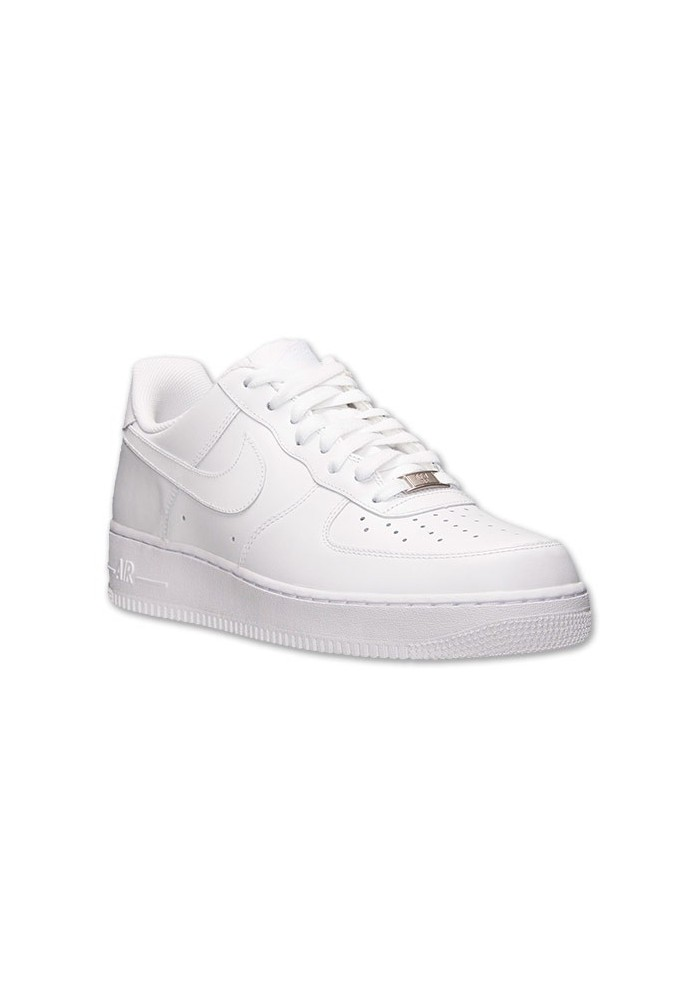 photos officielles d60a8 cb7d6 Baskets Homme Nike / Air Force 1 Low / 324300-657 / Cuir Blanc