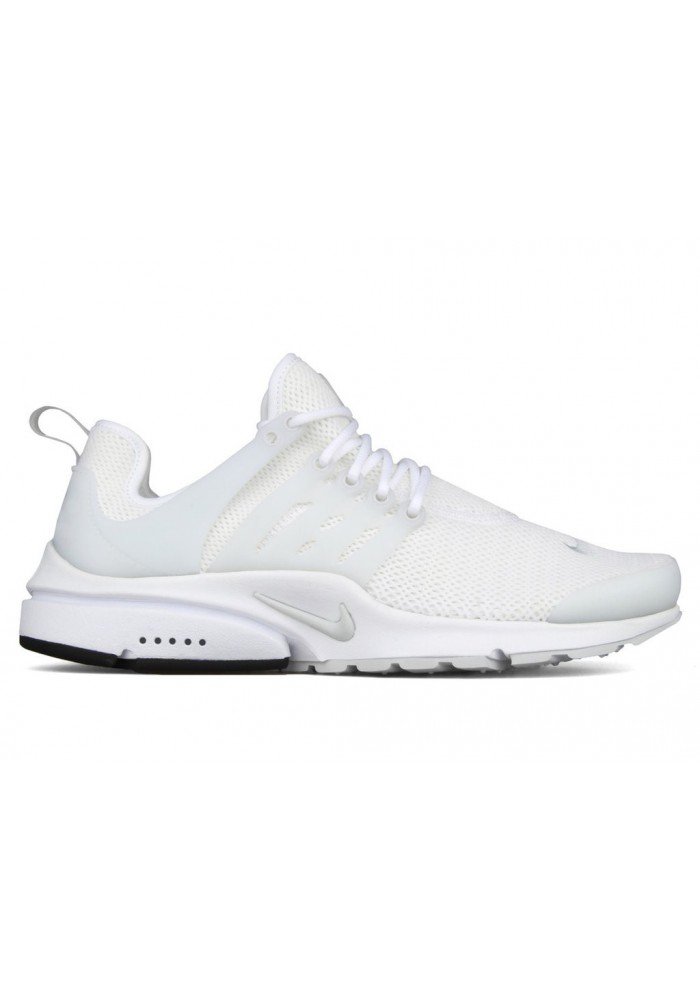 Baskets Homme Nike / Air Presto / 848132-100 / White/White/Black