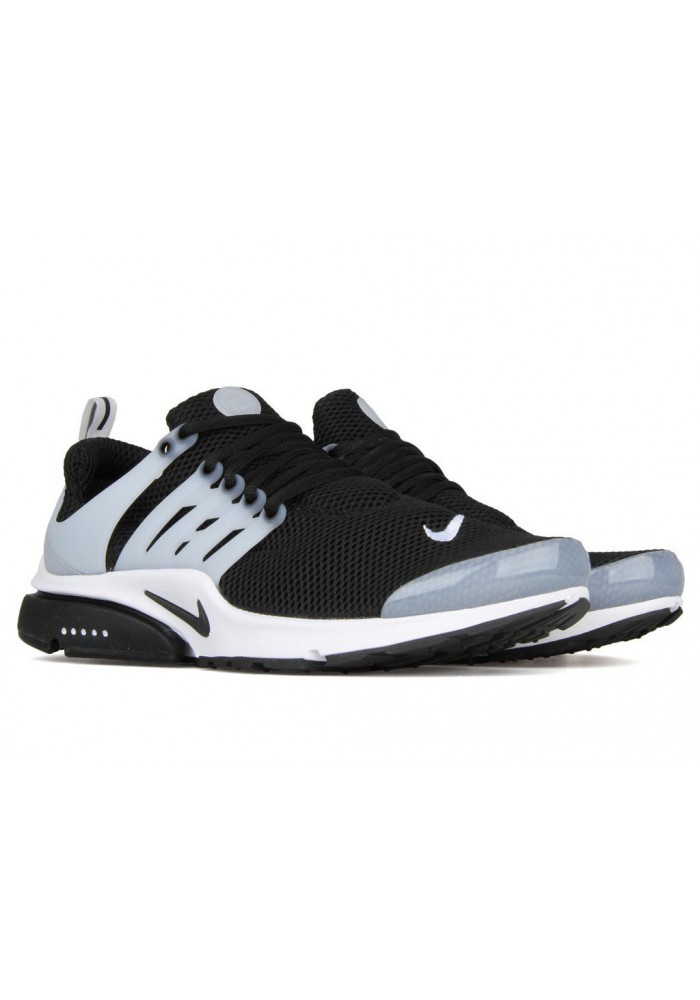 info for d8d32 3beb8 Baskets Homme Nike   Air Presto   848132-010   Black White Neutral  Grey Black