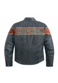 Blouson Harley Davidson / Homme Victory Lane en Cuir 98057-13VM