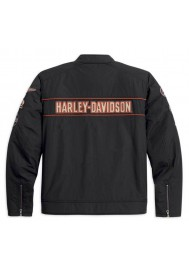 Blouson Harley Davidson / Homme Low Gear Nylon Classic 98533-13VM