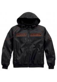 Blouson Harley Davidson / Homme Idyll Performance Soft Shell Noir. 98555-15VM