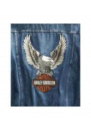 Blouson Harley Davidson / Homme Eagle Bar & Shield Jean's 99006-14VM